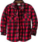 Men's Navigator Fleece Button Down Shirt at Legendary Whitetails