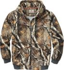 Men's Mountain Peak Big Game Camo Full Zip Hoodie at Legendary Whitetails