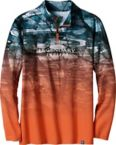 Men's Copper River ¼ Zip Fishing Shirt at Legendary Whitetails