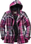 Ladies Dusty Trail Plaid Jacket at Legendary Whitetails