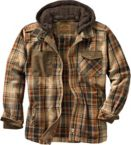 Men's Horizon Hooded Shirt Jacket at Legendary Whitetails
