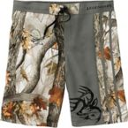Men's God's Country Camo Lakeside Swim Shorts at Legendary Whitetails