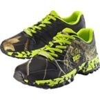 Women's Mamba Ultra Cross Black Camo Hiking Shoe at Legendary Whitetails