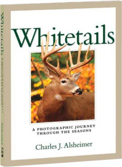 Whitetails By Charles J. Alsheimer at Legendary Whitetails