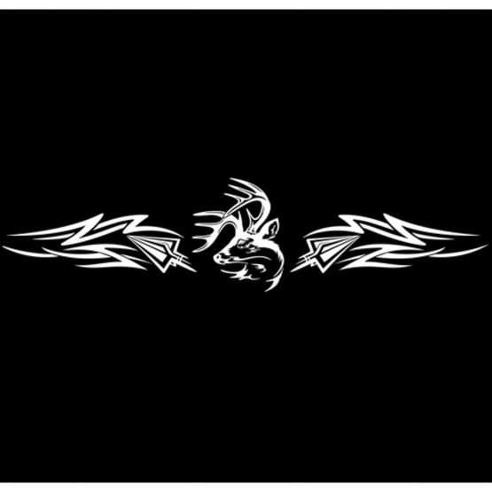 The Edge Truck Window Decal at Legendary Whitetails