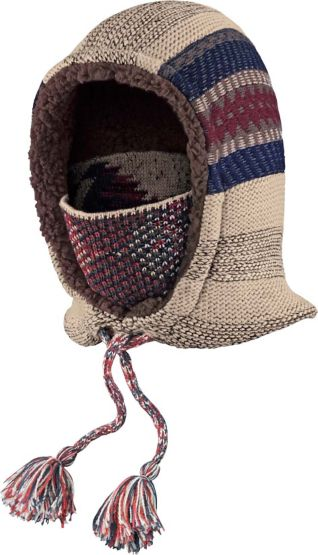 Women's Americana Knit 3-In-1 Hooded Neck Warmer at Legendary Whitetails