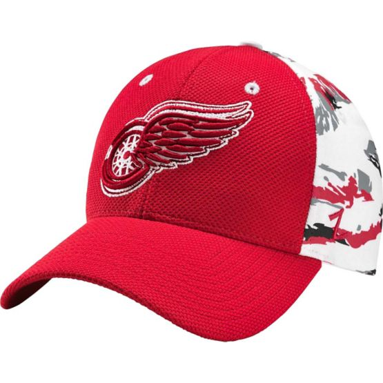 Detroit Red Wings NHL Team Camo Cap at Legendary Whitetails