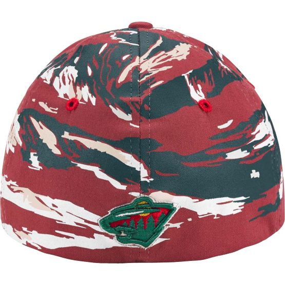 NHL Team Camo Cap at Legendary Whitetails