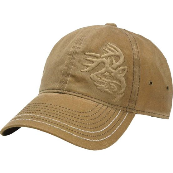 Men's Gamekeeper Waxed Cotton Cap at Legendary Whitetails
