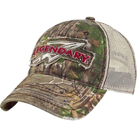 Men's Realtree Camo Deep Forest Mesh Back Cap at Legendary Whitetails