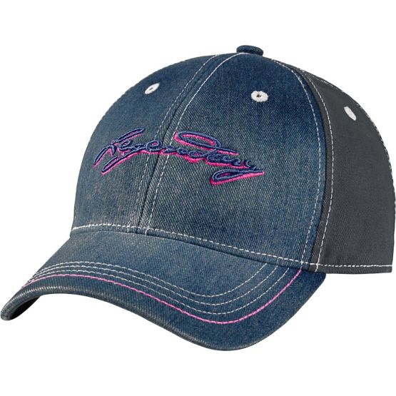 Women's Hitching Post Denim Cap at Legendary Whitetails