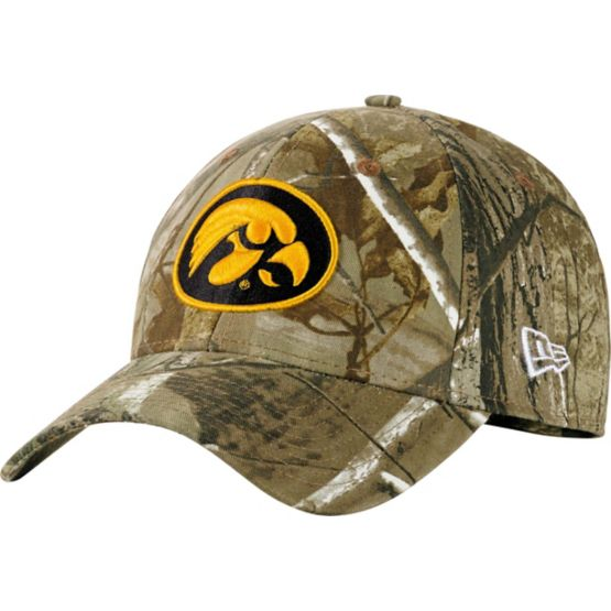 Iowa Hawkeyes Realtree Collegiate Cap at Legendary Whitetails