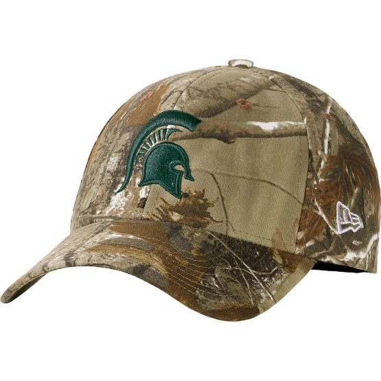 Michigan State Spartans Realtree Collegiate Cap at Legendary Whitetails