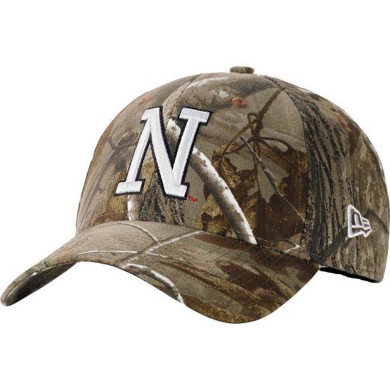 Nebraska Cornhuskers Realtree Collegiate Cap at Legendary Whitetails