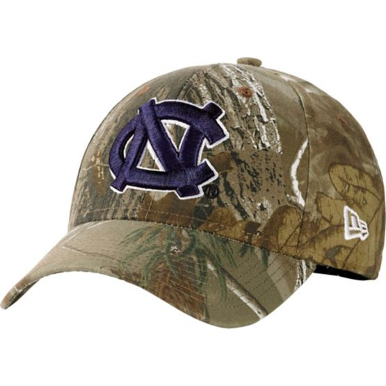 North Carolina Tar Heels Realtree Collegiate Cap at Legendary Whitetails