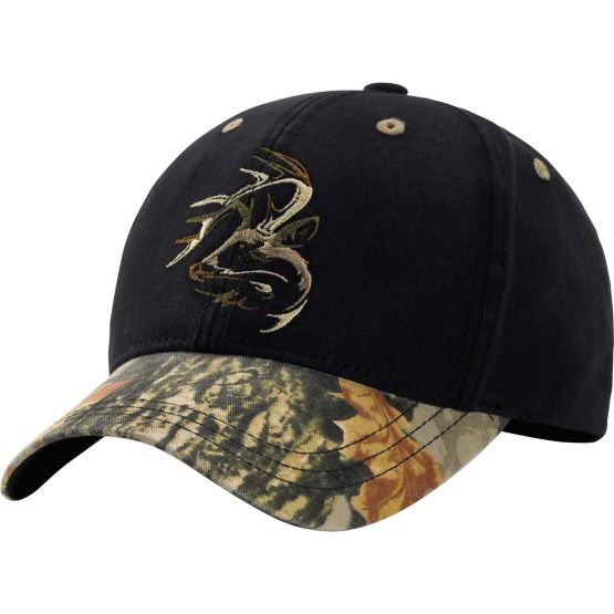Men's Shadow Buck God's Country Camo Cap at Legendary Whitetails