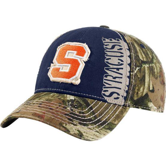 Syracuse Orange Captain Collegiate Camo Cap at Legendary Whitetails