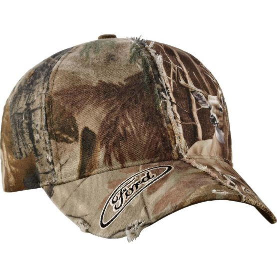 Men's Realtree Camo Adjustable Off Roader Caps at Legendary Whitetails
