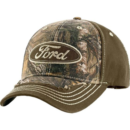 Men's Realtree Camo Dirt Road Caps at Legendary Whitetails