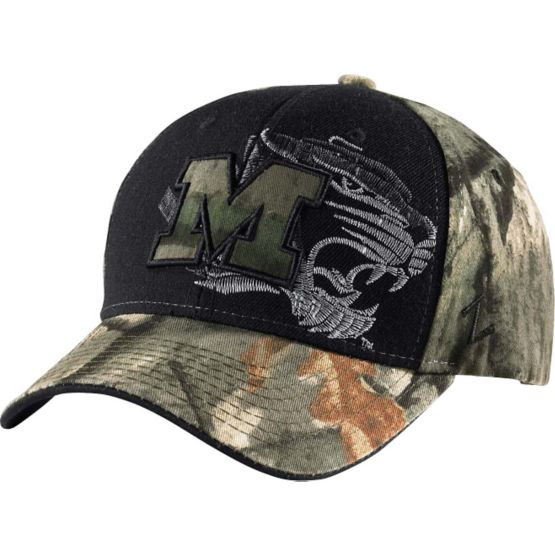 Mossy Oak Collegiate Shadow Stalker Caps at Legendary Whitetails