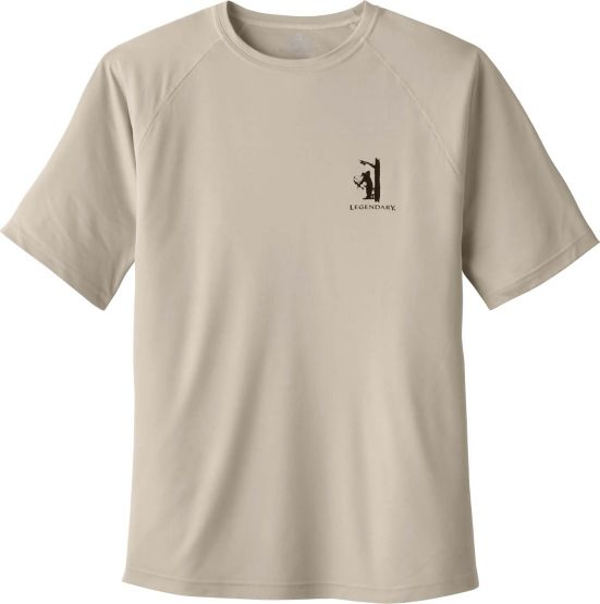 Men's Full Draw Archer Short Sleeve T-Shirt at Legendary Whitetails