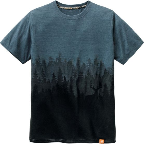 Men's Timber Shadow Short Sleeve T-Shirt at Legendary Whitetails