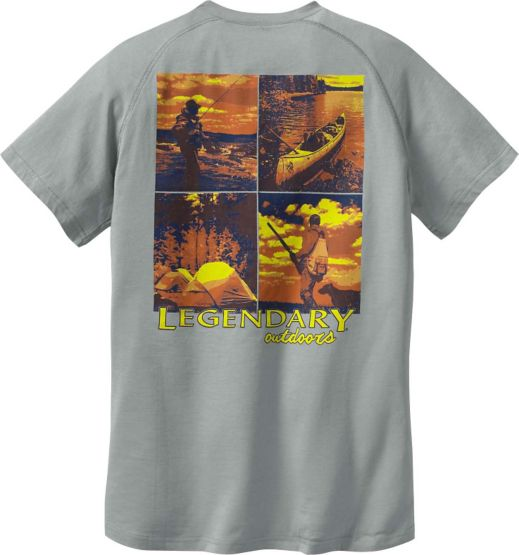 Men's Explorer Short Sleeve T-Shirt at Legendary Whitetails