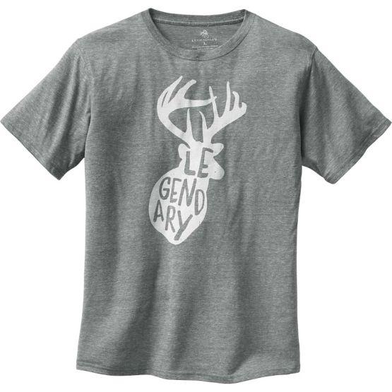 Men's Legend James Jordan Short Sleeve T-Shirt at Legendary Whitetails