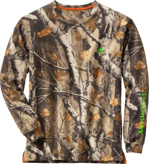 Men's Typical Long Sleeve T-Shirt at Legendary Whitetails