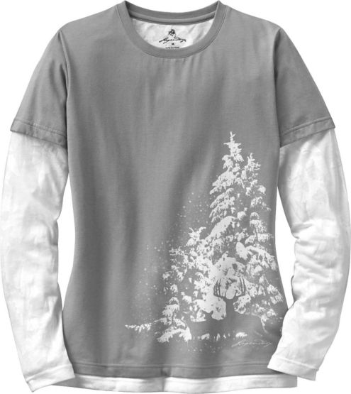 Women's Frosted Forest Big Game Camo 2-Fer at Legendary Whitetails