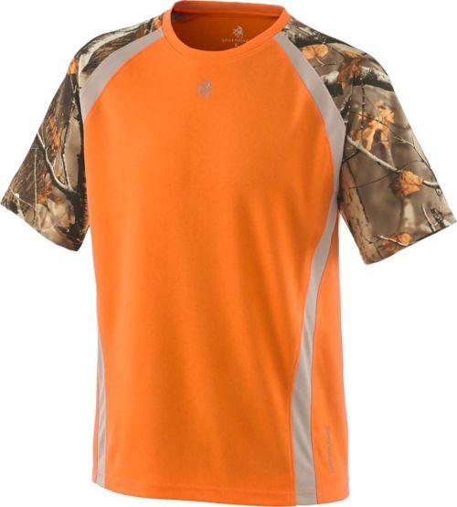 Men's Counter Strike Performance Camo T-Shirt at Legendary Whitetails