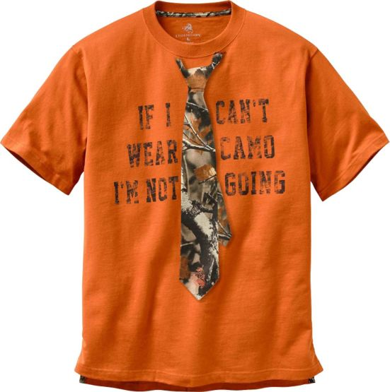 Men's I'm Not Going Short Sleeve T-Shirt at Legendary Whitetails