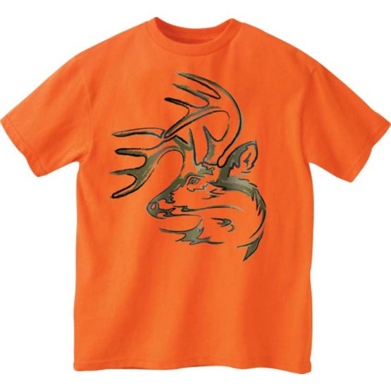 Boys Signature Buck Youth T-Shirt at Legendary Whitetails