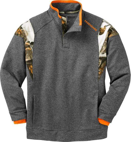 Men's Hunt Bum Pro Tec Pullover at Legendary Whitetails