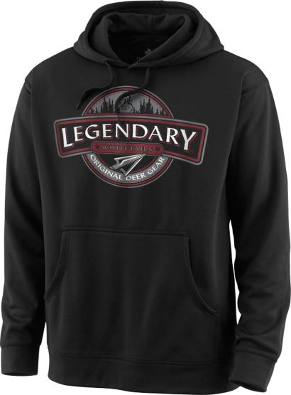Men's Broadhead Performance Hoodie at Legendary Whitetails