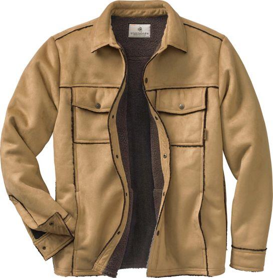 Klondike Ranch Coat at Legendary Whitetails
