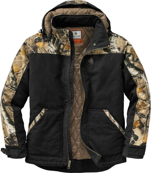 Men's Big Game Canvas Cross Trail Workwear Jacket at Legendary Whitetails