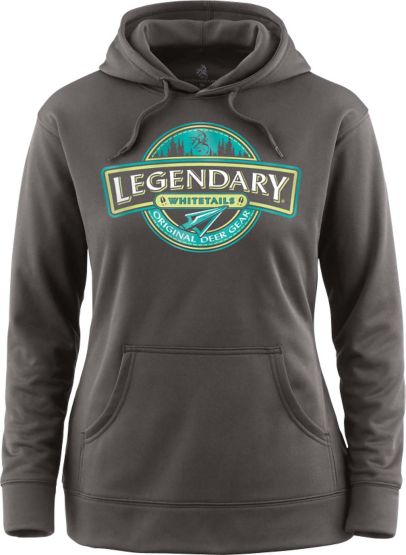 Women's Slim Fit Broadhead Hoodie at Legendary Whitetails