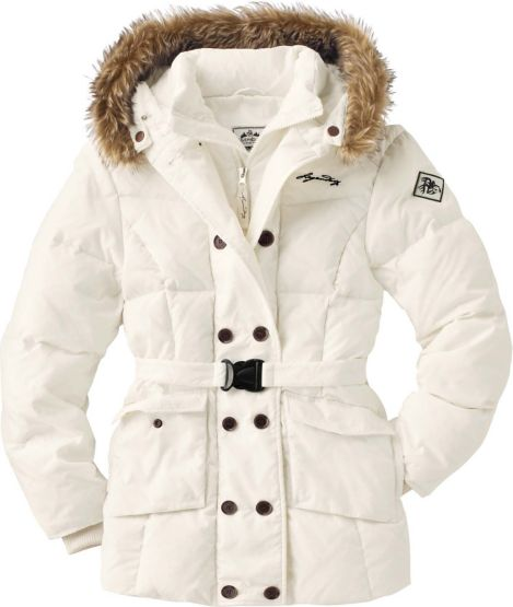 Women's Avalanche Down Parka at Legendary Whitetails