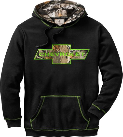 Men's Trucked Up Big Game Camo Hoodie at Legendary Whitetails