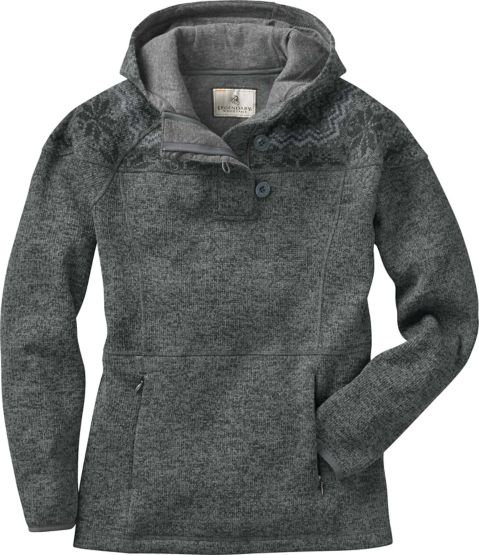 Ladies Atomic Fleece ¼  Zip Hoodie at Legendary Whitetails