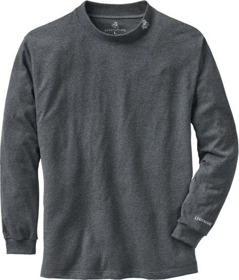 Men's Legendary Mock Tee Pullover at Legendary Whitetails