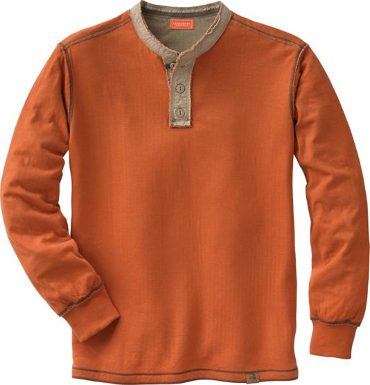 Men's Fully Charged Henley at Legendary Whitetails