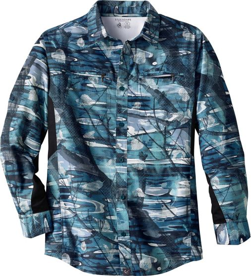 Men's Tamarack Fishing Utility Shirt at Legendary Whitetails