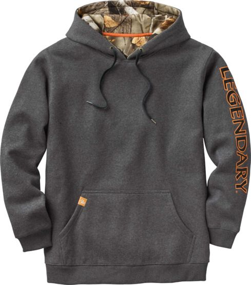 Men's Buckshot Heavyweight Workwear Hoodie at Legendary Whitetails