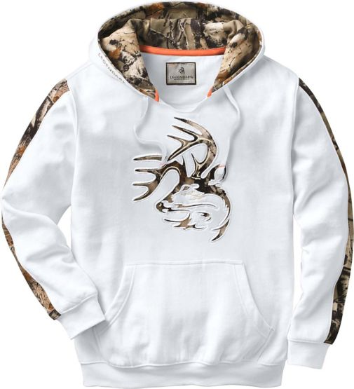 Men's Camo Outfitter Hoodie at Legendary Whitetails