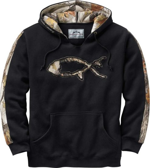 Men's God's Country Camo Hoodie at Legendary Whitetails
