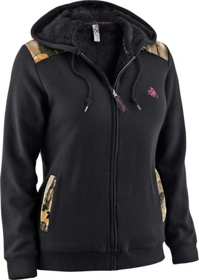 Ladies Team Legendary Camo Hoodie at Legendary Whitetails
