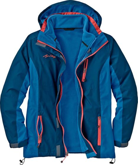 Ladies Equinox Versatile 3-in-1 Jacket at Legendary Whitetails