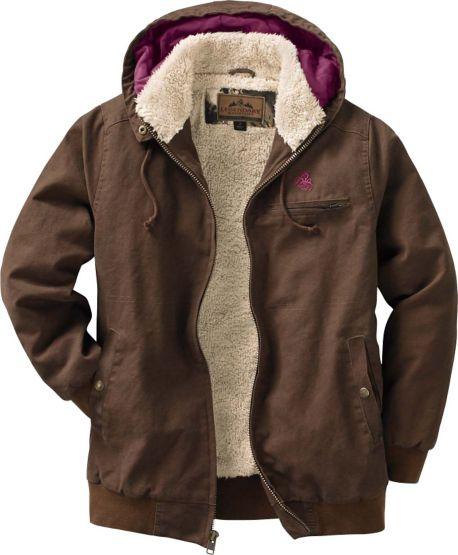 Women's Saddleback Workwear Canvas Jacket at Legendary Whitetails